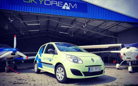 Nowy samochód na EPBA dla załóg lotniczych