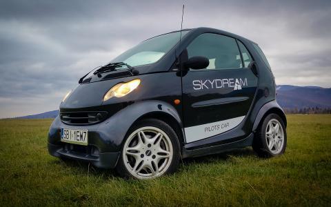 Samochód dla załóg dostępny na EPBA
