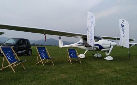 Dzisiaj latamy w Aeroklub Bielsko...
