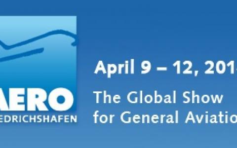 Odwiedź stoisko PIPISTREL w dn. 9-12.04 na targach lotniczych AERO we Friedrichshafen