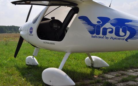 Używany samolot Pipistrel Virus 912