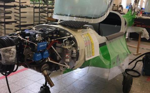 Nowe JMB Aircraft VL-3 na krótkiej...