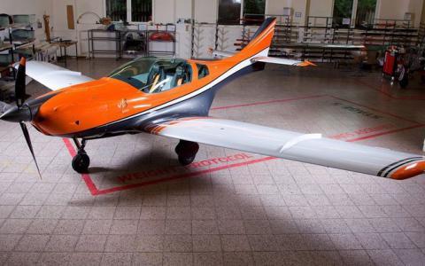 Kolejne JMB Aircraft VL-3 ✈ ze 140...