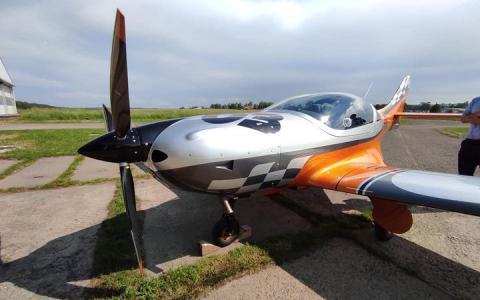 Kolejna wizyta w JMB Aircraft i loty...