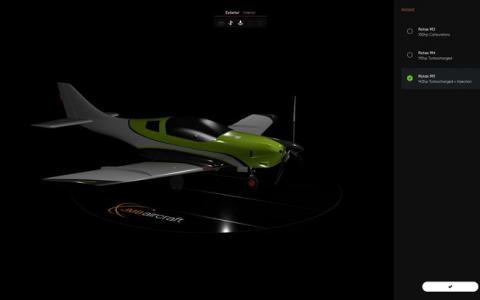 JMB Aircraft udostępniło konfigurator...