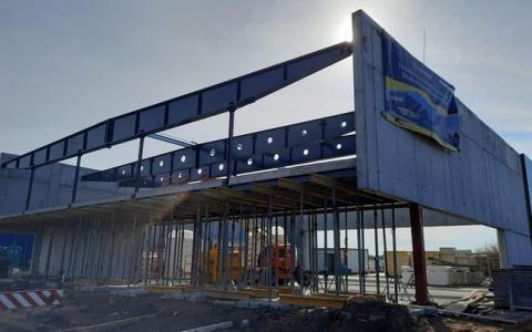 Na budowie w Gliwicach wkrótce pojawi...