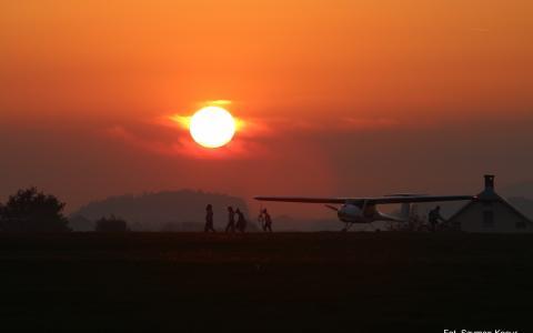 VFR noc dla samolotów Pipistrel!