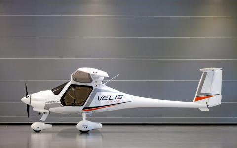 Velis Club - nowy model w ofercie Pipistrel