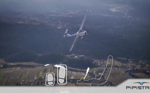 Virus SW121 - samolot do szkolenia UPRT