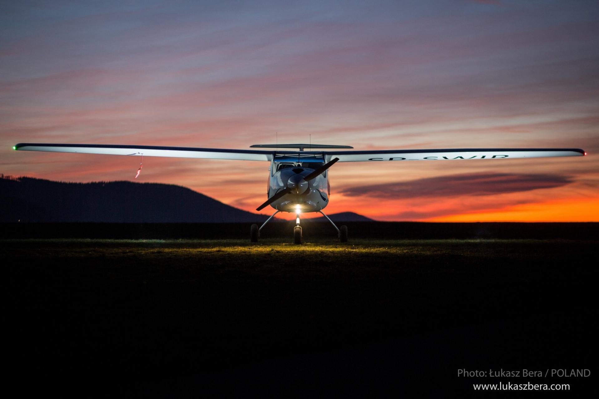 Samolot rekreacyjno - treningowy Alpha Trainer
