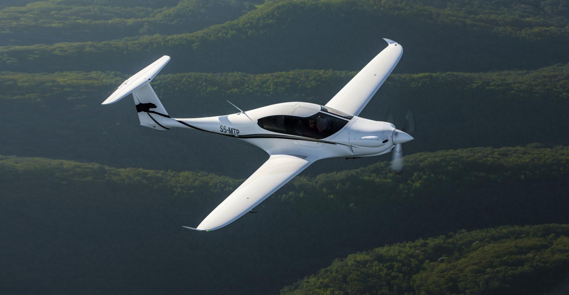 Panthera - 4 miejscowy samolot