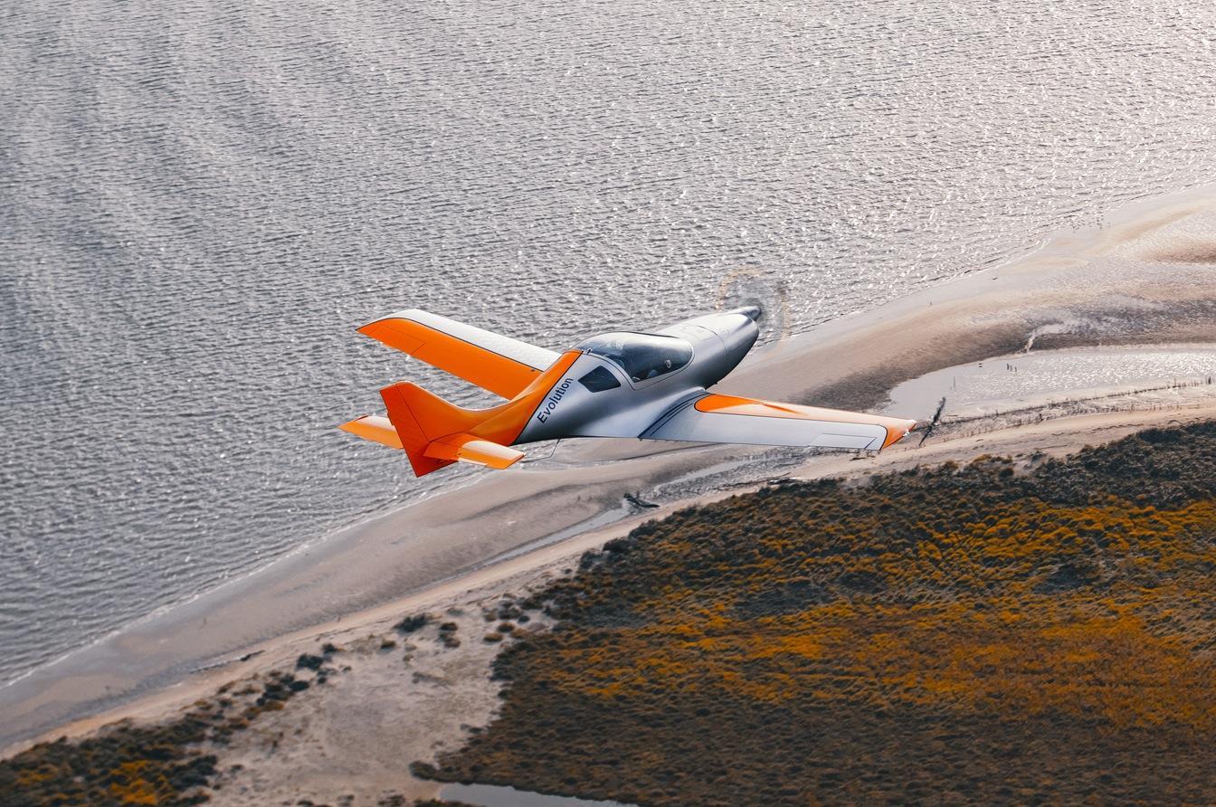 Szybki samolot ultralekki VL-3 Evolution
