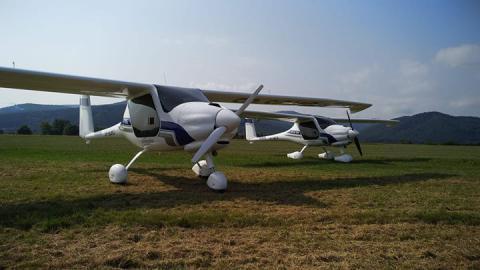 A dzisiaj w Aeroklub Bielsko-Bialski...