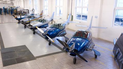 5 gotowych VL3 JMB Aircraft czeka na...