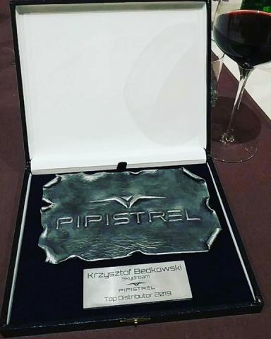 Odznaczenie w kategorii Pipistrel Top...
