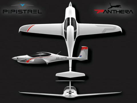 Pipistrel Panthera.....