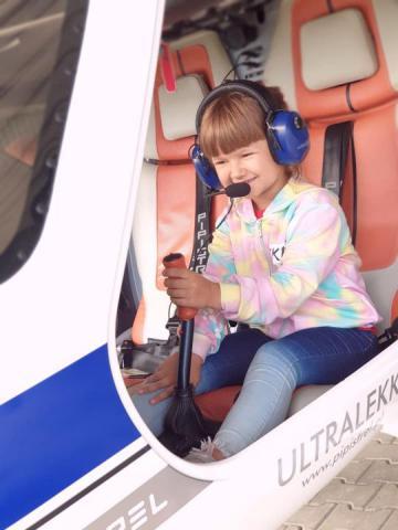 Dzisiaj gościliśmy przyszłych pilotów...
