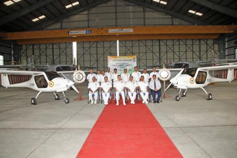 Dostawy samolotów Pipistrel do Indii zakończone